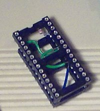 EPROM adapter